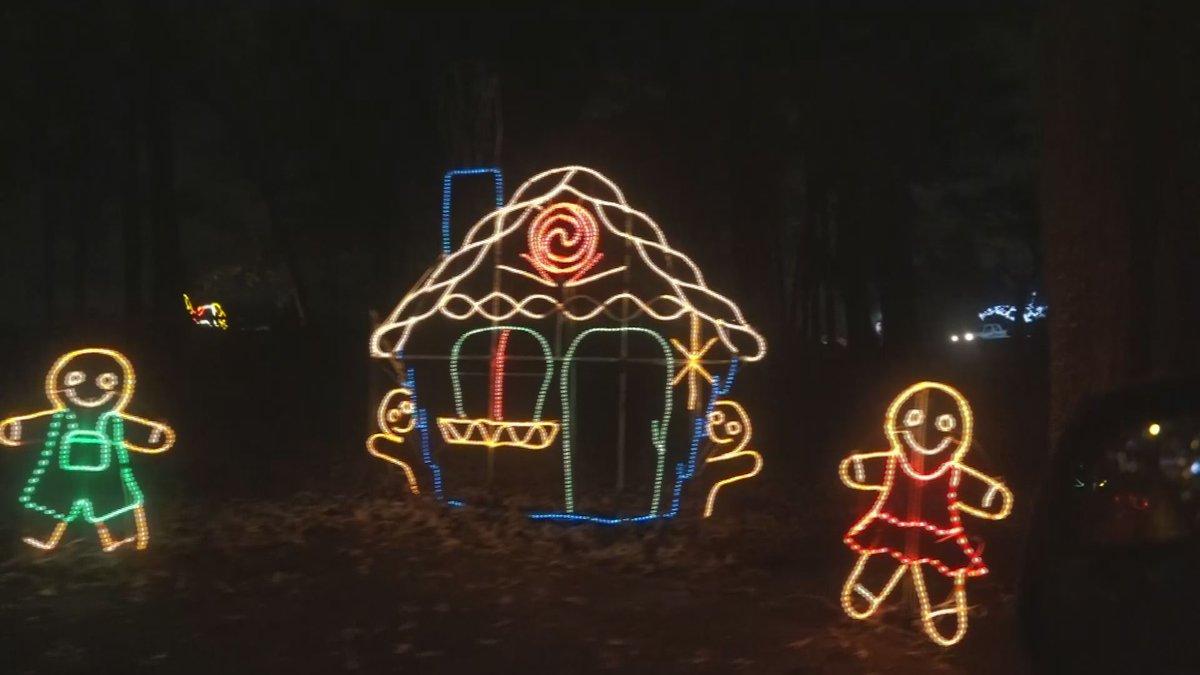 Festival of Lights returns to Sinnissippi Park on November 27