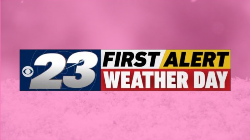 A First Alert Weather Day has been declared for Thursday and early Friday.