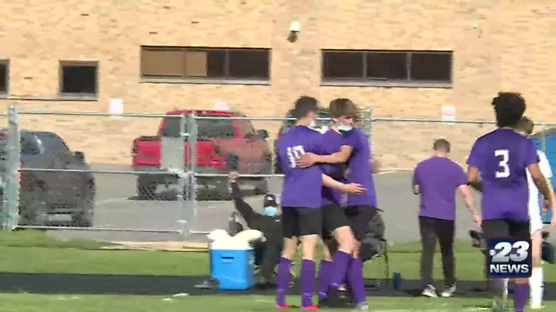 Dixon defeated Rockford Christian 2-0 in the Big Northern Conference tournament championship.