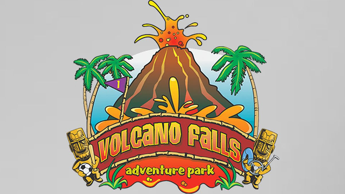 Volcano Falls