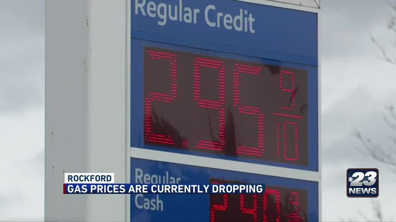 Gas prices still remain over a dollar higher than last year, as pandemic caused record low prices
