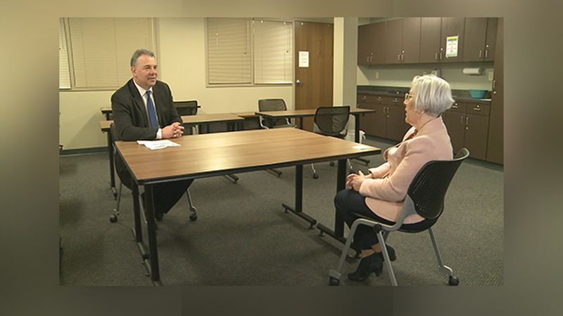 In a 23 News exclusive, we sit down one-on-one with Dr. Sandra Martell of the Winnebago County...