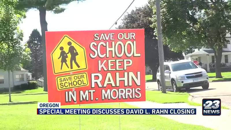 Oregon Community Unit School District listens to alternatives from the community, and is...