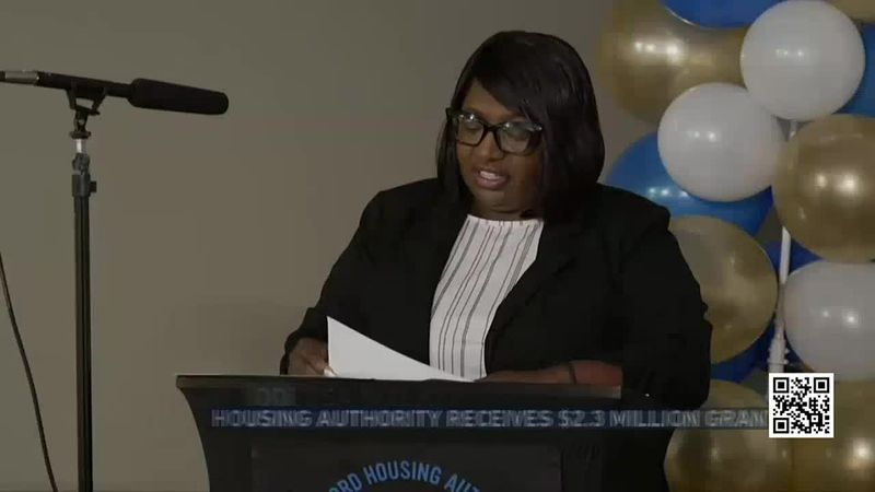 The Rockford Housing Authority receives a $2.3 million grant from the federal government to...