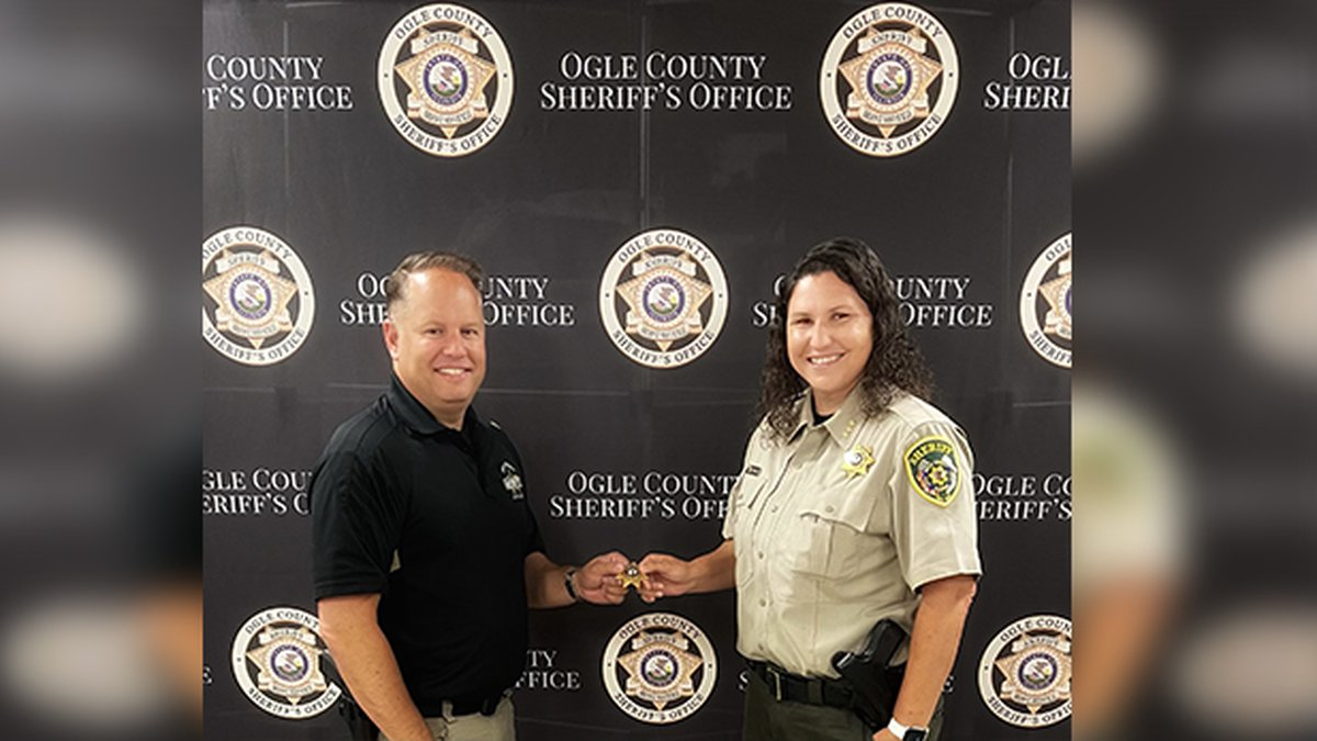 Ogle County Sheriff Brian VanVickle recently announced the appointment of Lt. Danielle Hardesty...