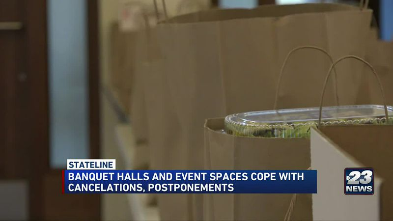 Banquet halls and convention centers
