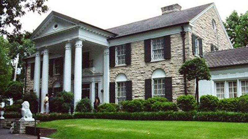 A two-hour guided tour gives a behind the rope look at the mansion, a tour of the Lisa Marie...