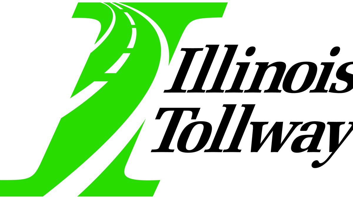This is the logo for the Illinois Tollway system.