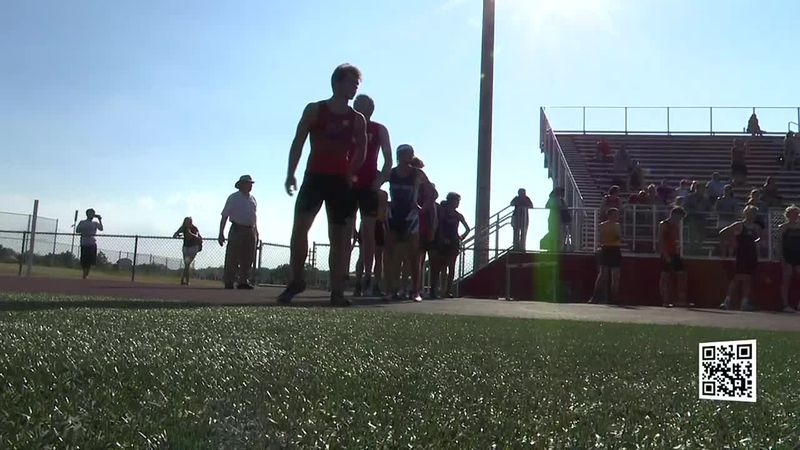 East takes second at 3A track & field sectional meet