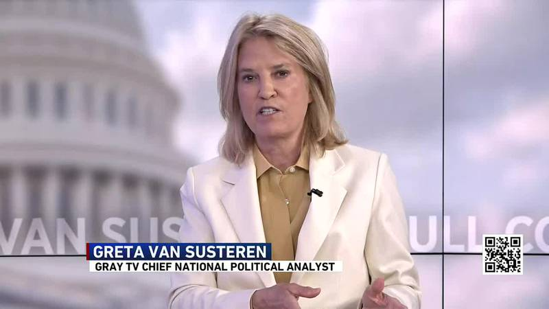 Greta talks with 23 News