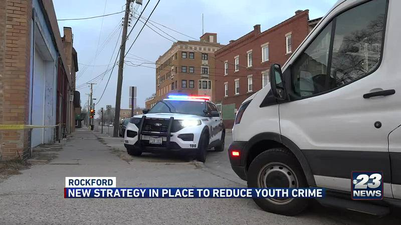 With young people committing crimes, the city is taking steps to turn the trend around