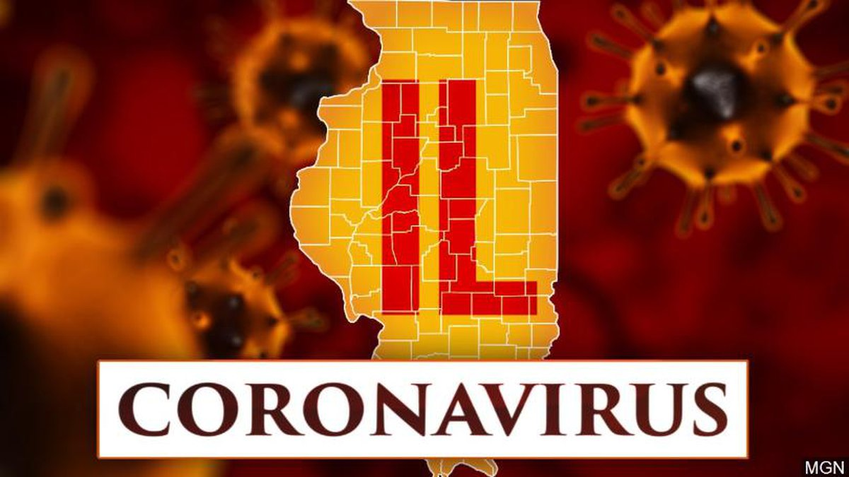 Illinois Coronavirus Cover Picture
