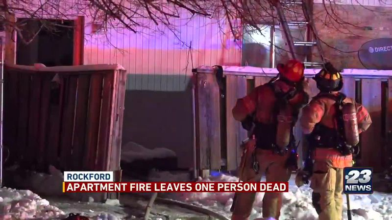 Fatal fire in 1700 block of 12th Ave.