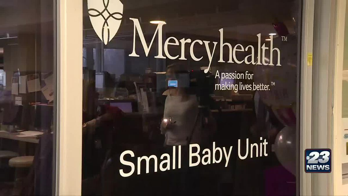 MercyHealth's Javon Bea Hospital Riverside campus earns level 3 perinatal re-designation