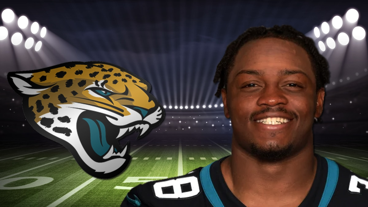 Undrafted free agent and Rockford native James Robinson is listed as the number one running back on Jacksonville's unofficial depth chart. The Jaguars released it on the team website.