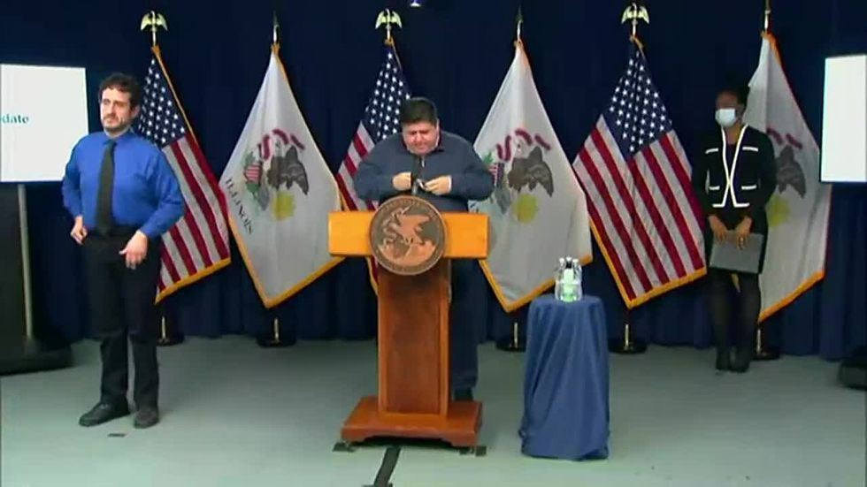 www.wifr.com: Gov. Pritzker urges small businesses to apply for financial aid