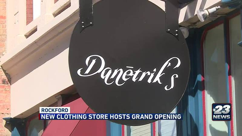 New clothing store opens in downtown Rockford
