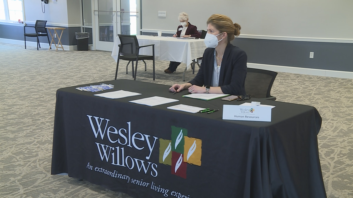 As many look for work during this pandemic one local assisted living facility in Rockford is...
