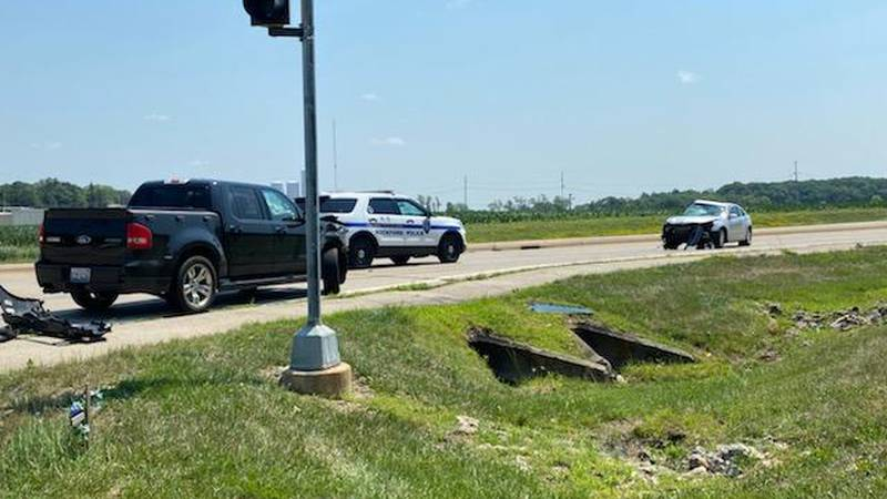 A crash on Montague Road and Bypass 20 on the southwest edge of Rockford before noon is causing...