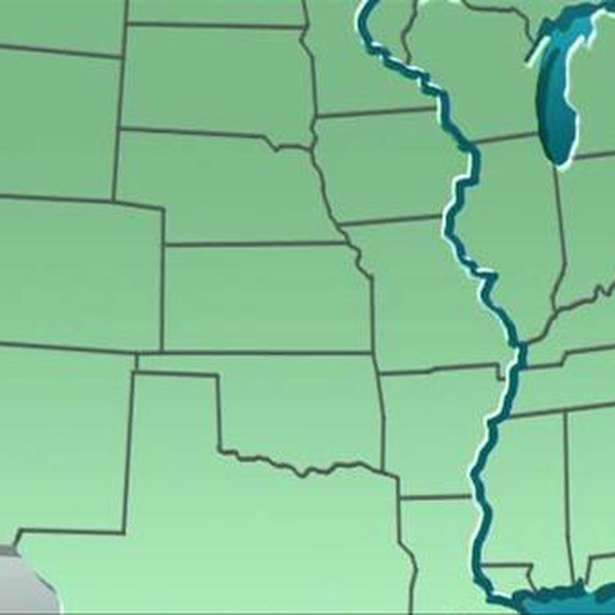 Image of: Report Stretch Of Mississippi River In Illinois Listed Among Most Endangered In U S