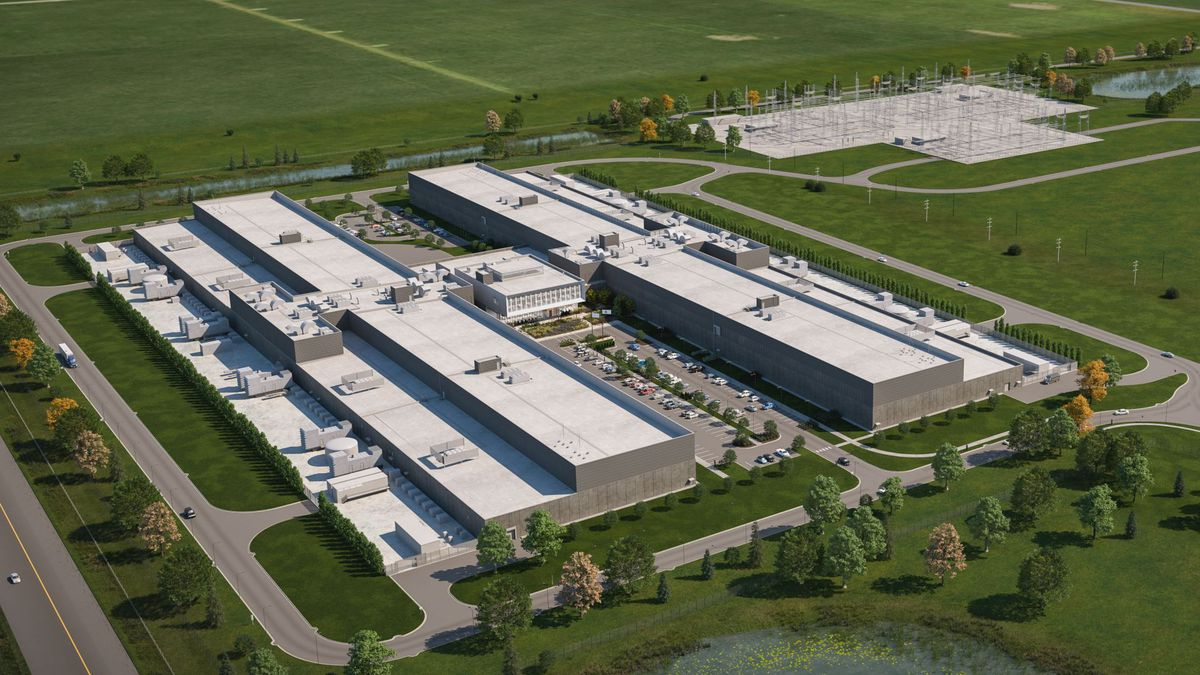 The City of DeKalb will build Facebook's 16th data center.