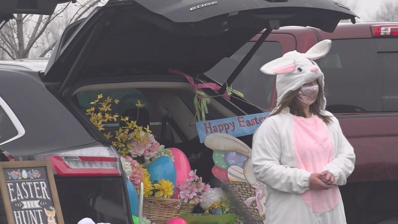 Easter Egg Drive Thru