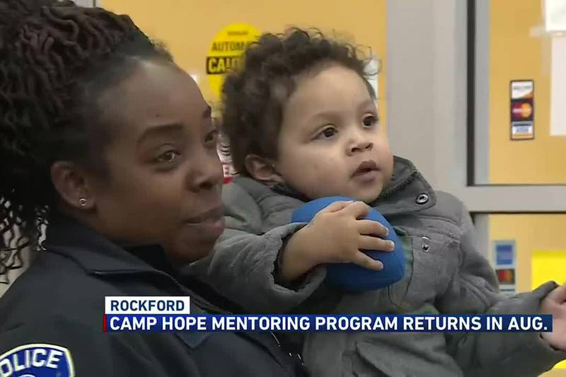Camp Hope is a mentoring program that helps youth who have experienced trauma and often times...