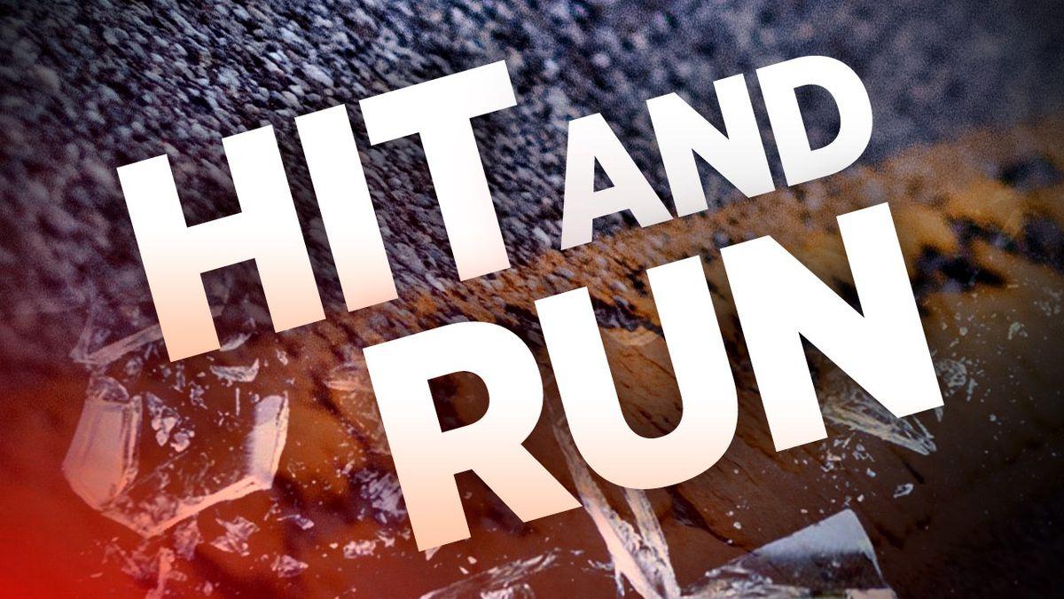 Hit-and-run graphic