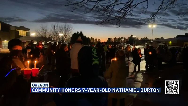 Family, friends and community members join together Tuesday night to remember the life of...