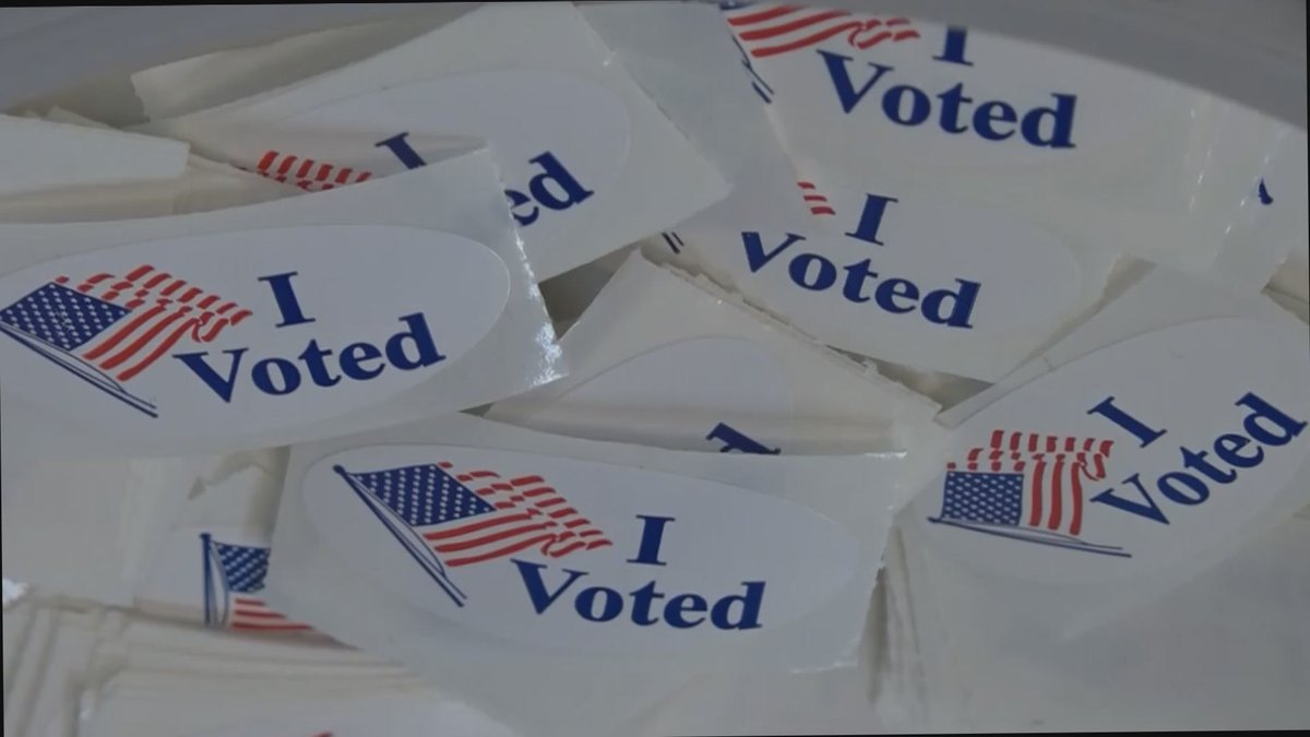 County clerk's anticipate COVID-19 is here to stay through elections so they are drawing up...