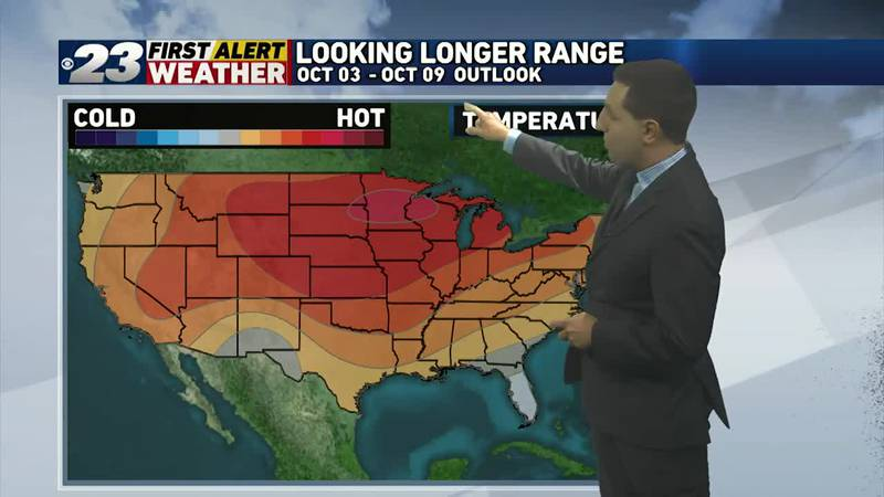 Warmer times are ahead