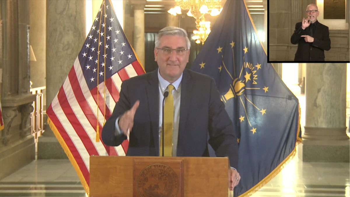 Gov. Holcomb to Sign Mask Mandate; Effective July 27