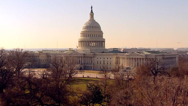 The 117th Congress will be sworn in on Sunday, Jan. 3.