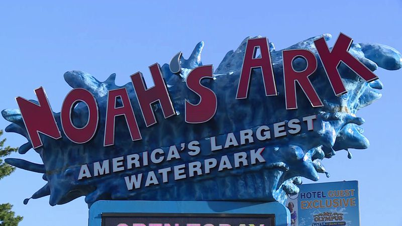 Noah's Ark in Wisconsin Dells