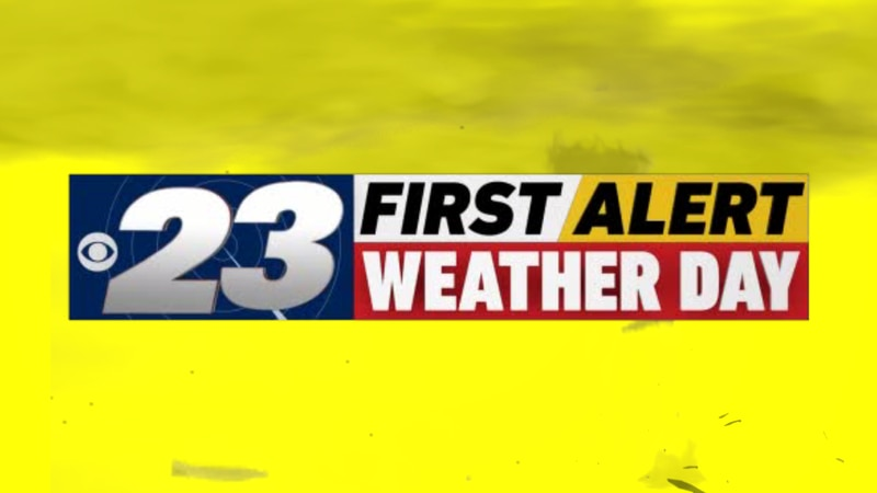A First Alert Weather Day has been declared for the entire Stateline.