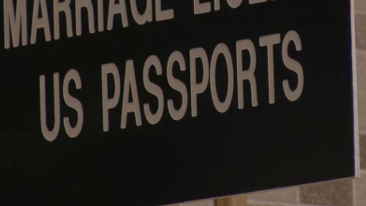 Daviess County Clerk's Office reporting delays in acquiring new passports.