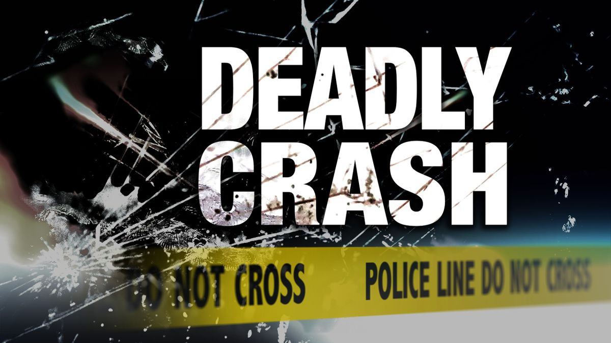 Two people are dead and two others seriously injured after a multi-vehicle crash Thursday...