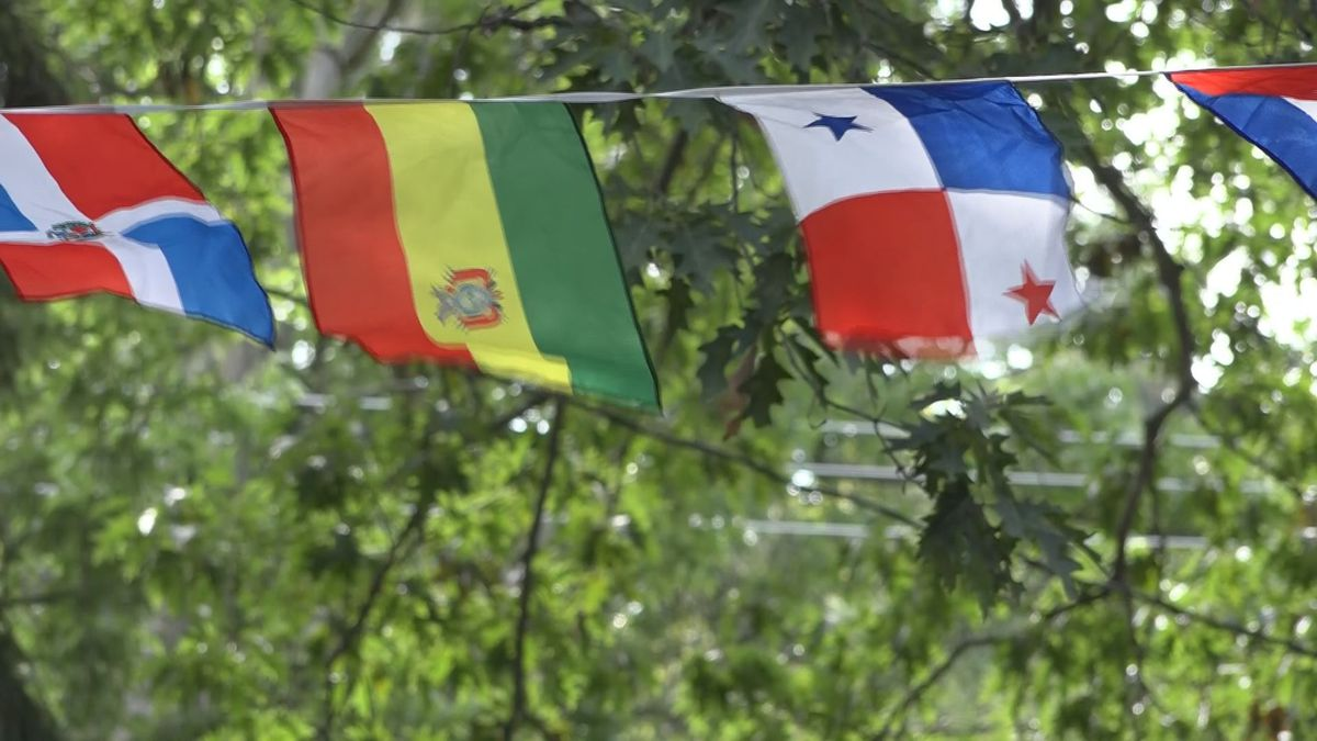September is Hispanic Heritage Month and is usually full of events, but many are canceled this year because of the pandemic.