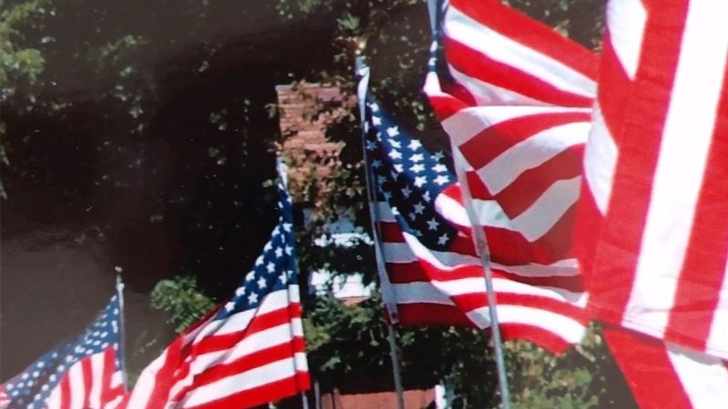The town of Winnebago features flags up and down Elida St. on some holidays, and thanks to...