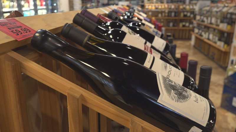Area alcohol retailers see booming rate in sales