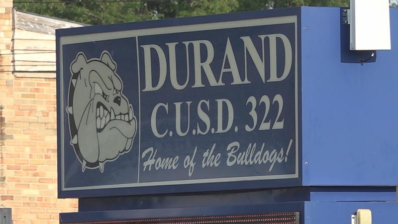 Durand schools go against Governor Pritzker's mask mandate