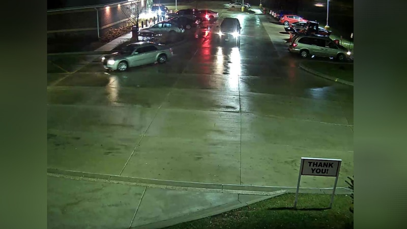 The Janesville Police Department is investigating shots fired between two vehicles.