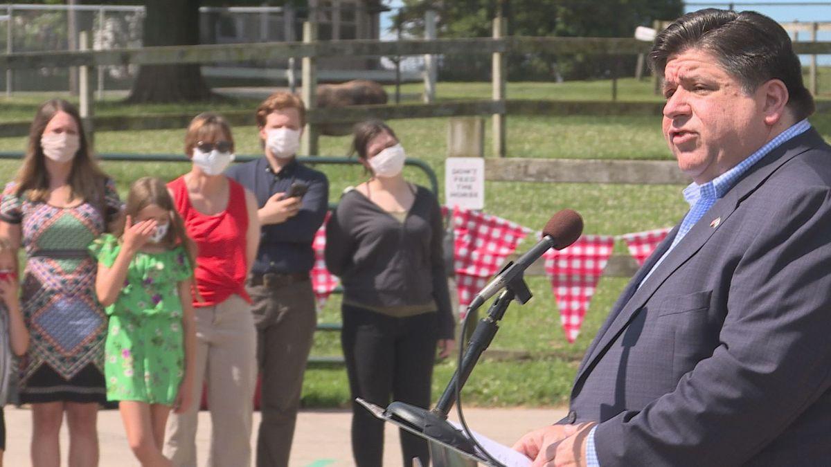 Governor Pritzker visits Rockford