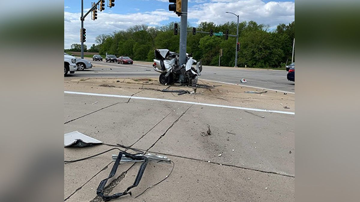 Two boys are dead after a fatal crash on the southwest side of Rockford Thursday night.