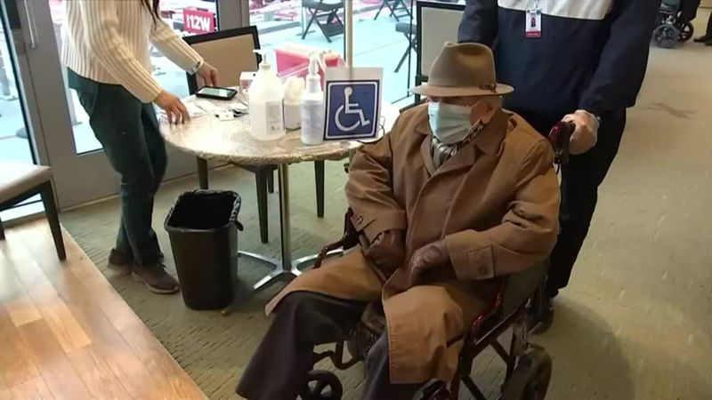 A 103-year-old man who also lived through the 1918 pandemic has gotten his second coronavirus...