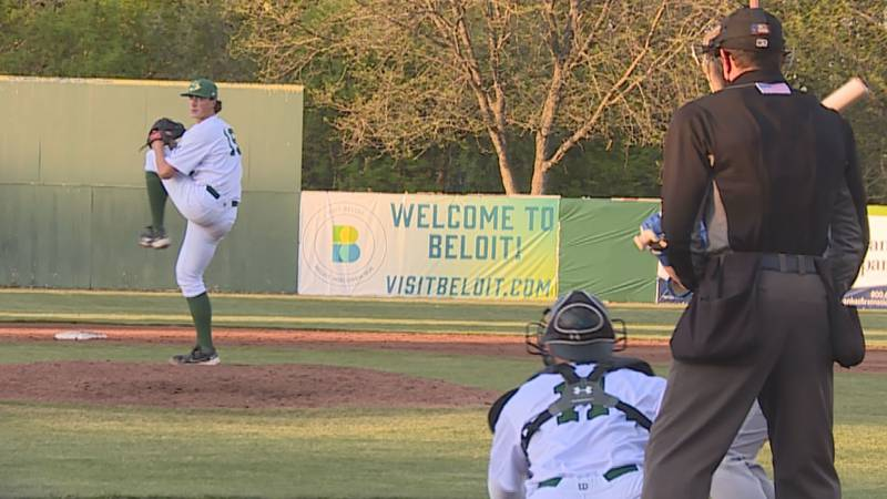 Beloit's Kyle Nicolas picked up his second win in as many starts for the Snappers.