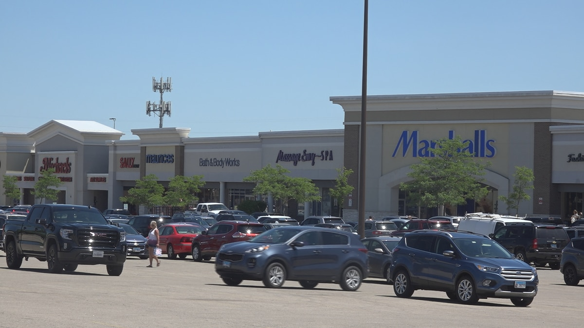 As local shopping malls make a comeback post pandemic, not all are able to recover.