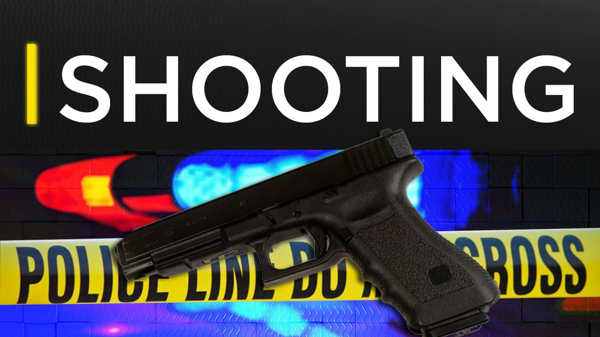 A 20-year-old man was shot in the hand in Rockford on Thursday, July 22.