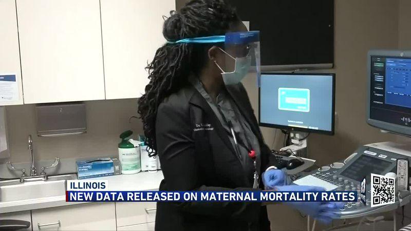 Maternal mortality rates