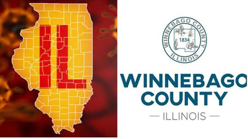 COVID-19 Winnebago County Cover